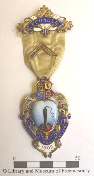 Founders Jewel of Master