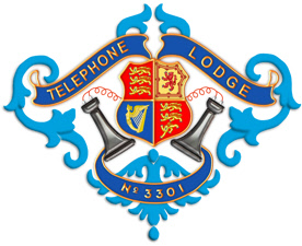 The lodge badge
